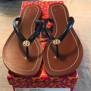 NIB Tory Burch Thong Sandals